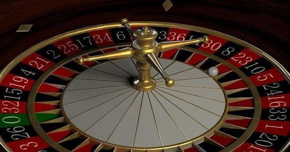 Der Roulettekessel